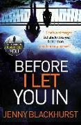Cover-Bild zu Before I Let You In (eBook) von Blackhurst, Jenny