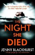 Cover-Bild zu The Night She Died (eBook) von Blackhurst, Jenny