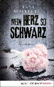 Cover-Bild zu Mein Herz so schwarz (eBook) von Blackhurst, Jenny