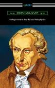 Cover-Bild zu Prolegomena to Any Future Metaphysics (eBook) von Kant, Immanuel