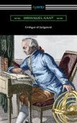 Cover-Bild zu Critique of Judgment (eBook) von Kant, Immanuel