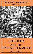 Cover-Bild zu 3 books to know Age of Enlightenment (eBook) von Kant, Immanuel