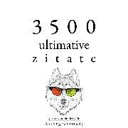 Cover-Bild zu 3500 ultimative Zitate (Audio Download) von Austen, Jane