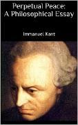 Cover-Bild zu Perpetual Peace: A Philosophical Essay (eBook) von Kant, Immanuel