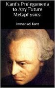 Cover-Bild zu Kant's Prolegomena to Any Future Metaphysics (eBook) von Kant, Immanuel