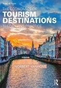 Cover-Bild zu The Economics of Tourism Destinations von Vanhove, Norbert