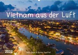 Cover-Bild zu Vietnam aus der Luft (Wandkalender 2022 DIN A2 quer) von Adam, Heike