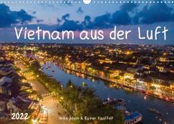 Cover-Bild zu Vietnam aus der Luft (Wandkalender 2022 DIN A3 quer) von Adam, Heike
