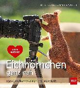 Cover-Bild zu Eichhörnchen ganz nah (eBook) von Adam, Heike