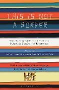 Cover-Bild zu This Is Not A Border (eBook) von Coetzee, J. M.