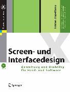 Cover-Bild zu Screen- und Interfacedesign (eBook) von Stapelkamp, Torsten