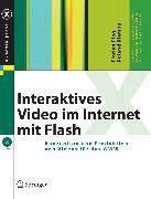 Cover-Bild zu Interaktives Video im Internet mit Flash (eBook) von Plag, Florian