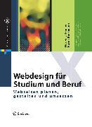 Cover-Bild zu Webdesign für Studium und Beruf (eBook) von Bensmann, Karen