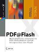 Cover-Bild zu PDF@Flash (eBook) von Hehn, Tiberius