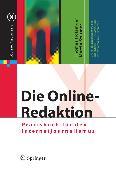 Cover-Bild zu Die Online-Redaktion (eBook)