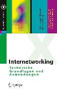 Cover-Bild zu Internetworking (eBook) von Meinel, Christoph