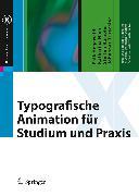 Cover-Bild zu Typografische Animation für Studium und Praxis (eBook) von Hegewald, Falk