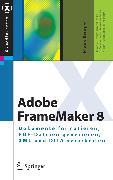 Cover-Bild zu Adobe FrameMaker 8 (eBook) von Krüger, Klaus