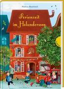 Cover-Bild zu Ferienzeit im Holunderweg von Baumbach, Martina