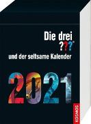 Cover-Bild zu Die drei ??? und der seltsame Kalender 2021 von Köhrsen, Andrea