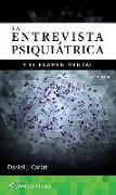 Cover-Bild zu La entrevista psiquiatrica y el examen mental von Carlat, Daniel