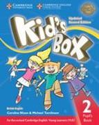 Cover-Bild zu Kid's Box Level 2 Pupil's Book British English von Nixon, Caroline