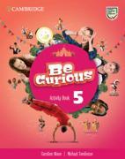 Cover-Bild zu Be Curious Level 5 Activity Book von Nixon, Caroline