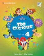 Cover-Bild zu Be Curious Level 4 Pupil's Book von Nixon, Caroline