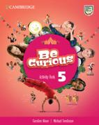 Cover-Bild zu Be Curious Level 5 Activity Book with Home Booklet von Nixon, Caroline