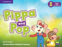 Cover-Bild zu Pippa and Pop Level 1 Pupil's Book with Digital Pack British English von Nixon, Caroline