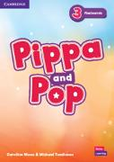 Cover-Bild zu Pippa and Pop Level 3 Flashcards British English von Nixon, Caroline