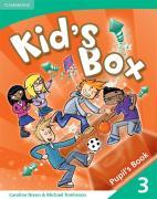 Cover-Bild zu Level 3: Pupil's Book - Kid's Box