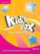 Cover-Bild zu Kid's Box Starter. Class Audio-CDs von Nixon, Caroline