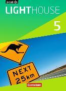 Cover-Bild zu English G Lighthouse 5. Allgemeine Ausgabe. Schülerbuch von Abbey, Susan