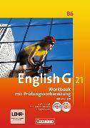 Cover-Bild zu English G 21. Ausgabe B6. Workbook mit Prüfungsvorbereitung von Seidl, Jennifer