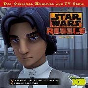 Cover-Bild zu Star Wars Rebels - Folge 2 (Audio Download) von Bingenheimer, Gabriele