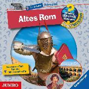Cover-Bild zu Wieso? Weshalb? Warum? ProfiWissen. Altes Rom (Audio Download) von Kienle, Dela
