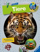 Cover-Bild zu Wieso? Weshalb? Warum? ProfiWissen: Tiere (Band 3) von Schwendemann, Andrea