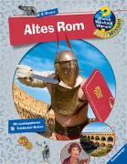 Cover-Bild zu Wieso? Weshalb? Warum? ProfiWissen: Altes Rom (Band 9) von Kienle, Dela