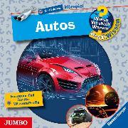 Cover-Bild zu Wieso? Weshalb? Warum? Profiwissen. Autos (Audio Download) von Lipan, Sabine
