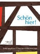Cover-Bild zu Schön hier von Bertram, Heide