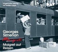Cover-Bild zu Maigret auf Reisen