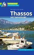 Cover-Bild zu Thassos Reiseführer Michael Müller Verlag von Schwab, Gunther
