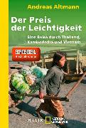 Cover-Bild zu Der Preis der Leichtigkeit von Altmann, Andreas