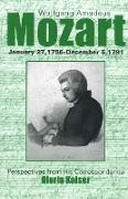 Cover-Bild zu Wolfgang Amadeus Mozart von Kaiser, Gloria