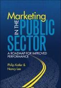 Cover-Bild zu Marketing in the Public Sector (eBook) von Lee, Nancy R.