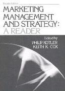 Cover-Bild zu Marketing Management and Strategy von Kotler, Philip T