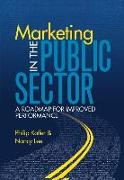 Cover-Bild zu Marketing in the Public Sector (paperback) von Lee, Nancy R.