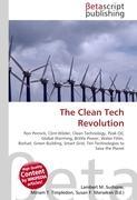 Cover-Bild zu The Clean Tech Revolution von Surhone, Lambert M. (Hrsg.)