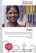 Cover-Bild zu Tabla von Surhone, Lambert M. (Hrsg.)
